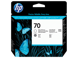 HP 70 printhead grey + gloss enhancer Designjet Z3100,C9410A