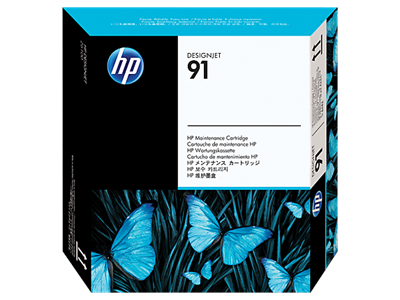 HP 91 Maintenance Cartridge DesignJet Z6100,C9518A