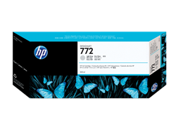 HP 772 ink 300ml light grey DesignJet Z5200PS,CN634A