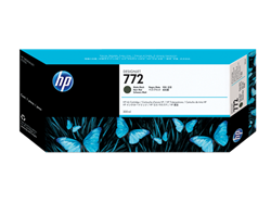 HP 772 ink 300ml matte black DesignJet Z5200PS,CN635A