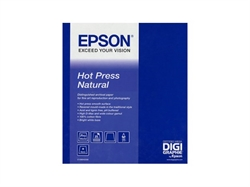 Epson HOT PRESS NATURAL  1117 mm. X 15,2 meter