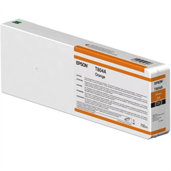 T804A Orange  UltraChrome HDX 700ml, C13T804A00