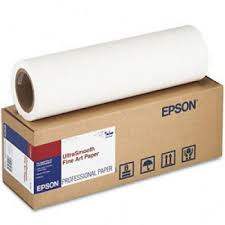 Epson ULTRASMOOTH FINE ART PAPER 1524 mm.  X 15.2M