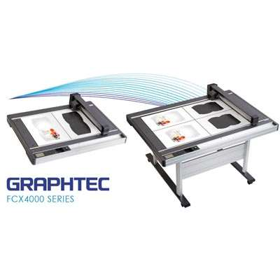 Graphtec Flatbed cutter