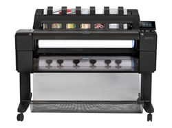 HP DesignJet T1530 36-in PostScript Printer with Enc. HDD