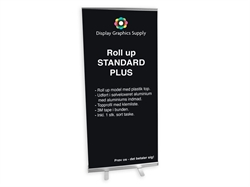 ROLL UP STANDARD+ - 2 fødder