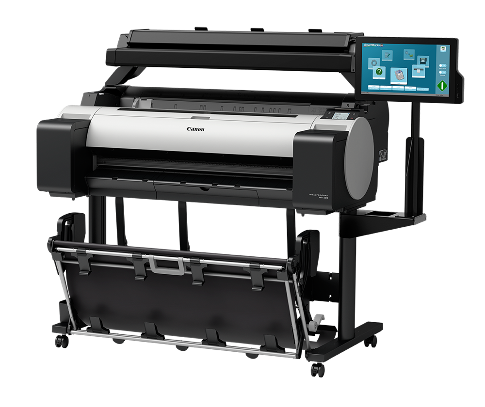 storformatprinter-canon-plotter-tm-serie