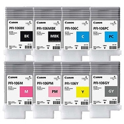 CANON Ink tank PFI-106 PC, 6625B001AA
