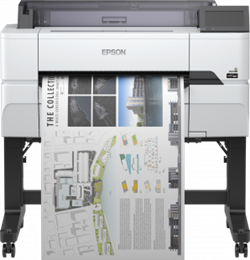Epson SureColor SC-T3400 - 24 tommer m- Stand